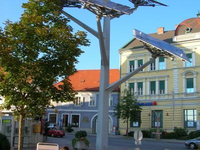 Перовскит используют в солнечных батареях