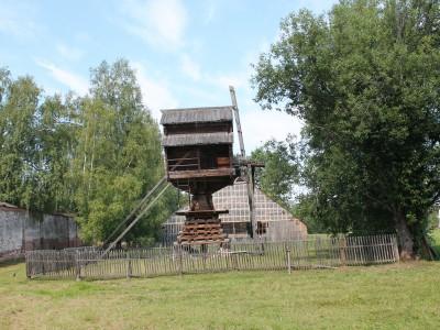 Мельница из деревни Щёлково