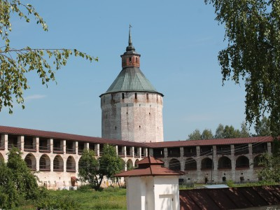 Кирилло-Белозерский музей-монастыр