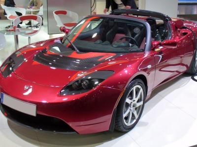 Автомобили Tesla