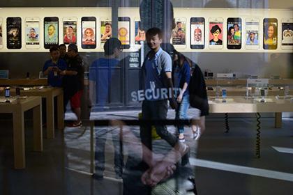Технику Apple запретили покупать для госструктур Китая