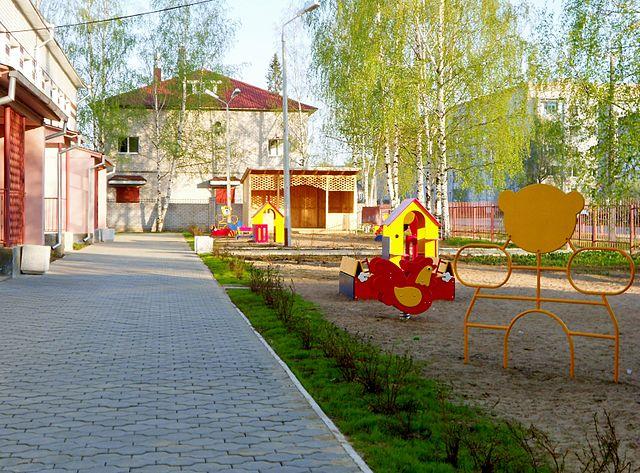 Новый детский сад — Киров рад!