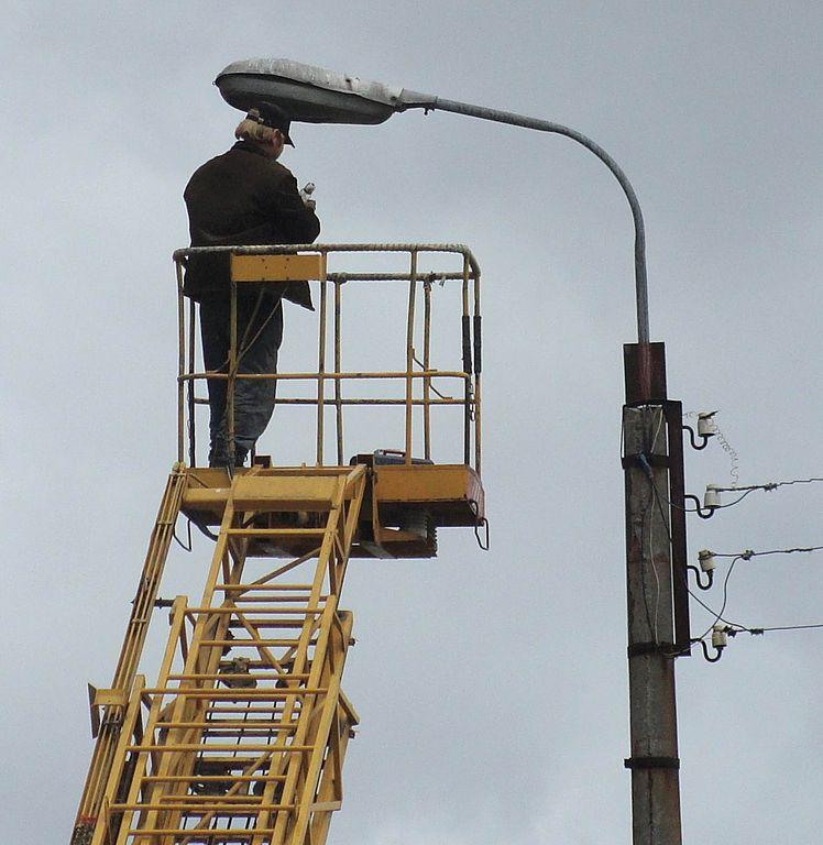 Специфика работы электрика