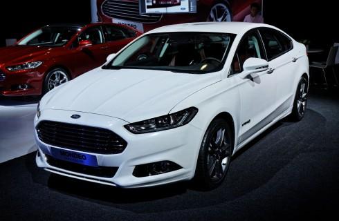 Ford представит на Московском автосалоне шесть новинок