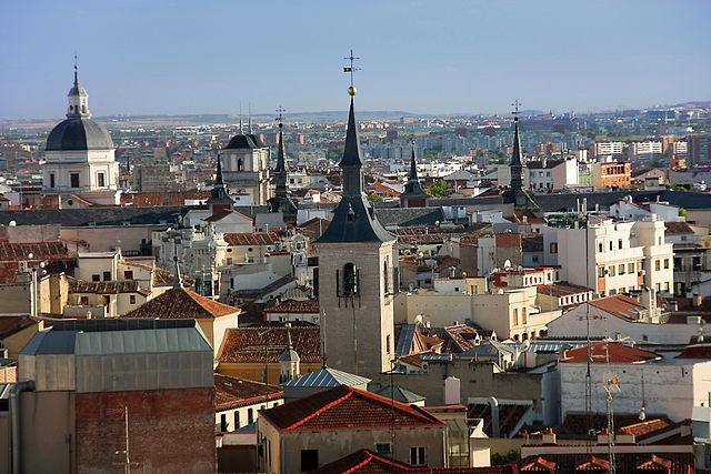 Многогранный и несравненный Мадрид