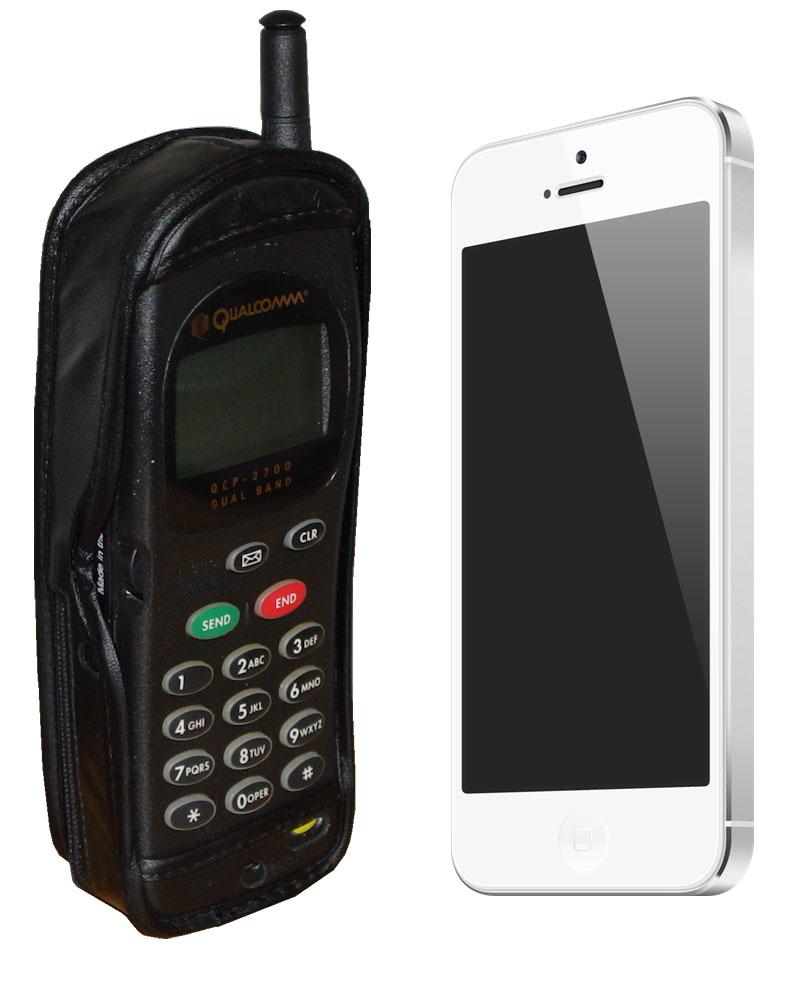 Какой мобильный телефон подарить бабушке?