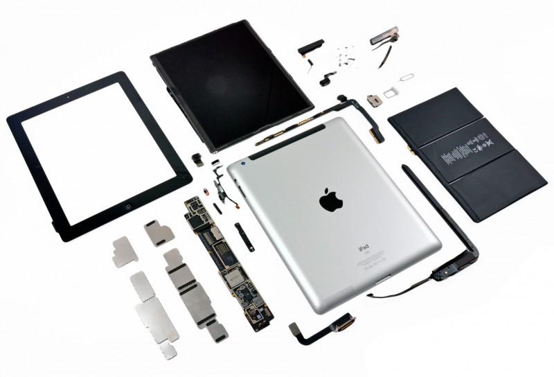 Причина поломки iPhone и iPad