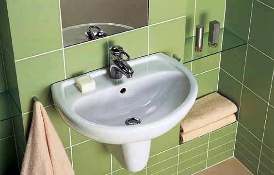 Умывальник в ванную комнату