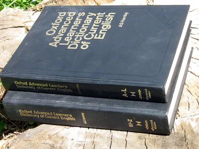 Оксфордский словарь английского языка