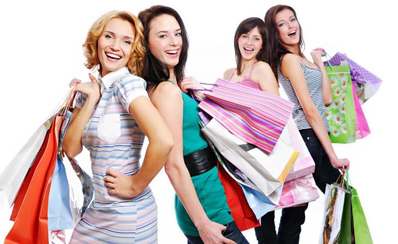 Женскую одежду удобно покупать в интернет-магазинах