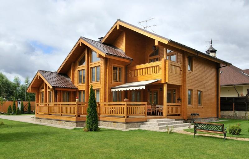 Деревянные дома – уют, который дарит человеку природа