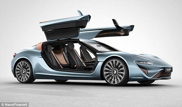 Новый суперкар уже ездит по дорогам Европы