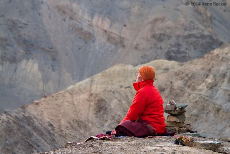 Медитация повышает интеллект
