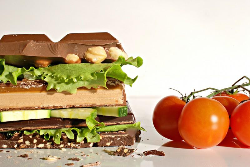 Похудеть без диеты? Легко!