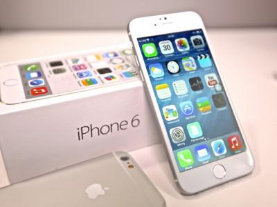 Продажи iPhone 6 очень высоки