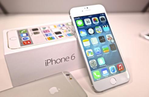 Продажи iPhone 6 превысили 10 миллионов