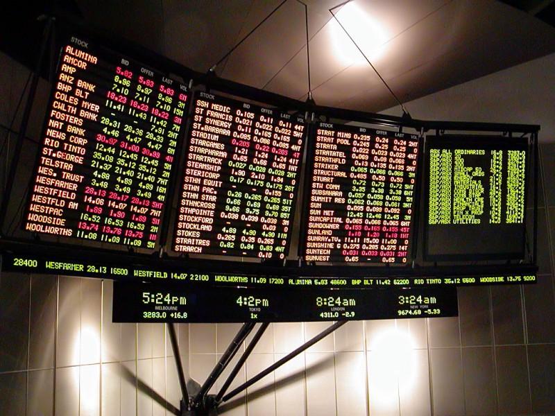 Рынок акций сейчас нейтрален