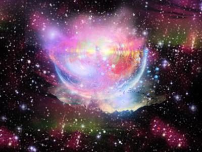 Космическая пыль мешает изучению Теории большого взрыва