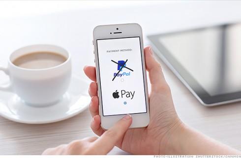 Компания Apple произвела революция в мире платежей