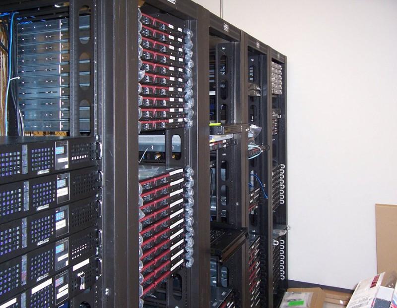 Новые серверы x86 от IBM
