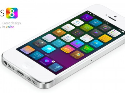 Переход на iOS 8 не пользуется спросом