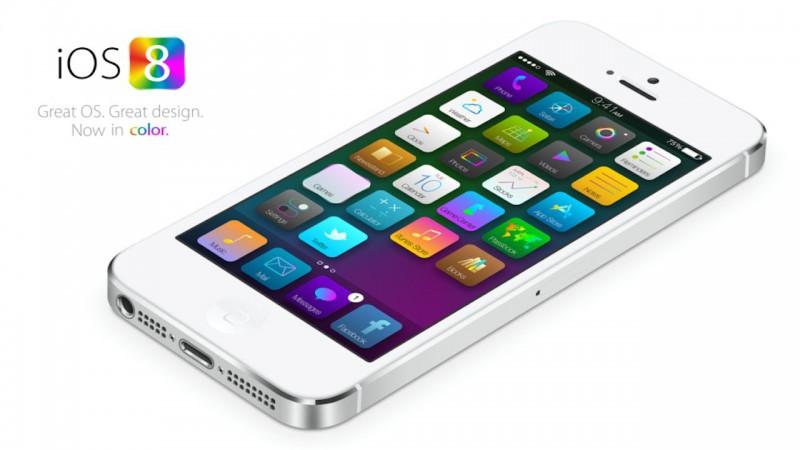 Распространение iOS 8 оставляет желать лучшего