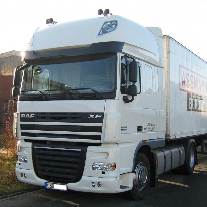 Логистика грузовых перевозок