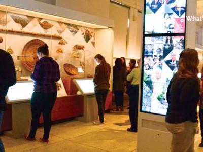 Останки древнего человека в музее Пенсильвании