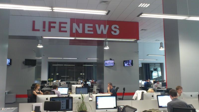 Канал LifeNews был заблокирован на YouTube
