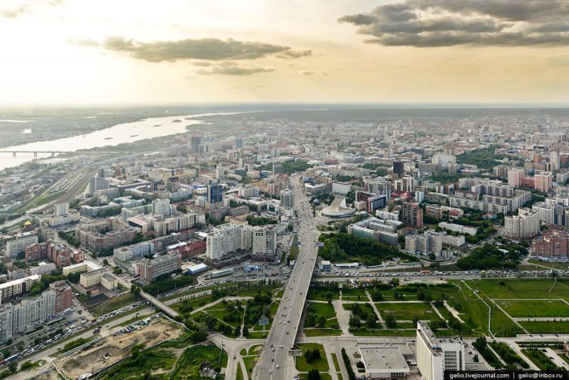 Ситуация на рынке коммерческой недвижимости Новосибирска
