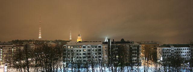 Регионы Финляндии: Каяани и Лахти