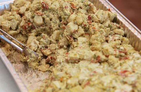Картофельный салат за 55 тысяч долларов