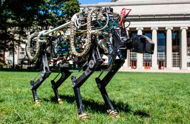 Робот превзошел человека