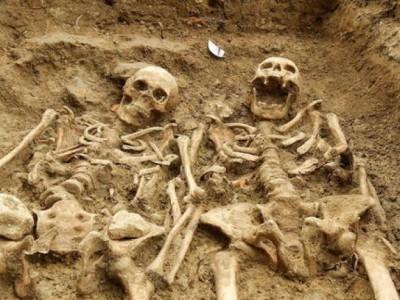 Обнаруженная пара