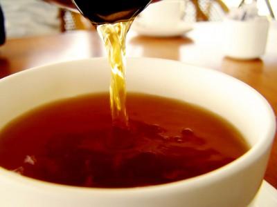 Полезный чай