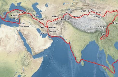 Возрождение Великого шелкового пути