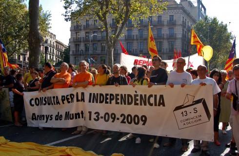 Испанские власти собираются сорвать референдум в Каталонии