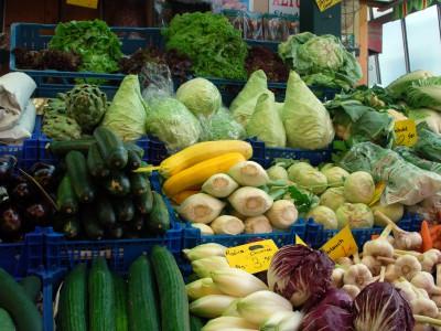 употребление овощей и фруктов полезно