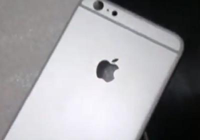 Видео задней панели iPhone