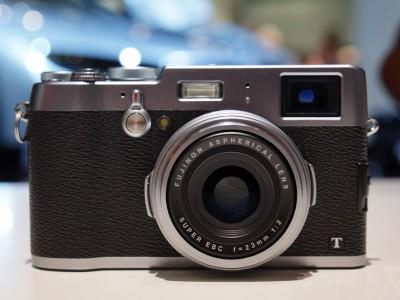 Камера от Fujifilm- X100T