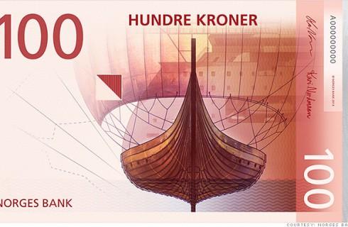 Норвегия тиражирует искусство