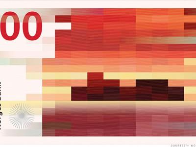 Оборотная сторона банкноты
