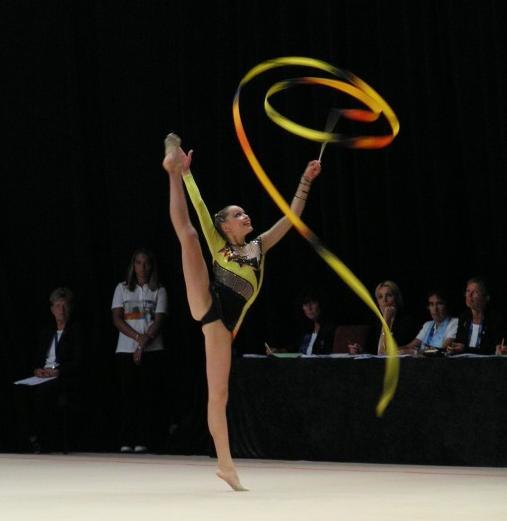 Итоги чемпионата мира по художественной гимнастике
