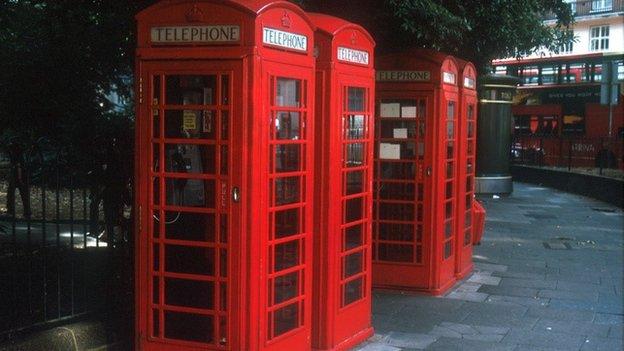 Красные телефонные будки исчезнут из Лондона