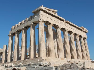 Реставрация Акрополя