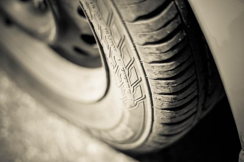 Храним шины в межсезонье