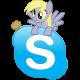 Фотографии в Skype можно смешно изменять