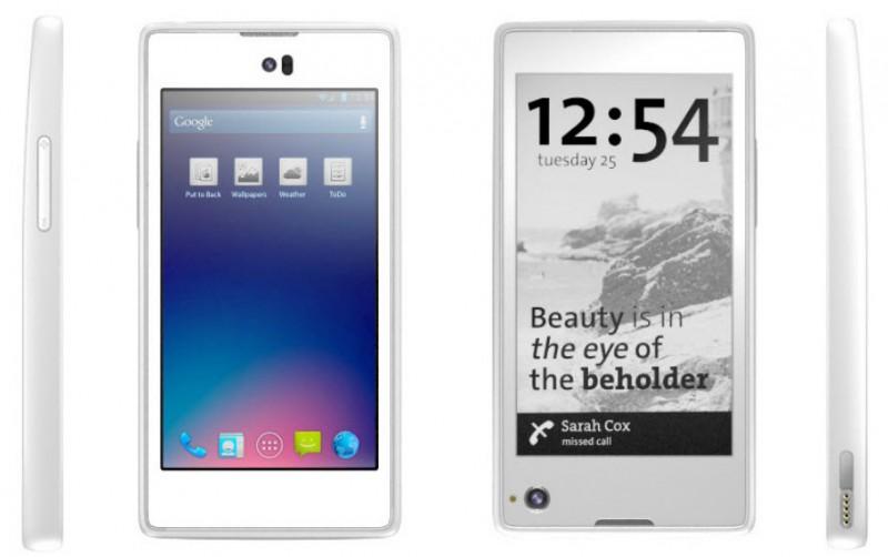 Разработка YotaPhone обошлась дешевле iPhone 1