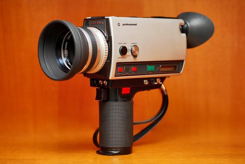 Я всегда с собой беру видеокамеру