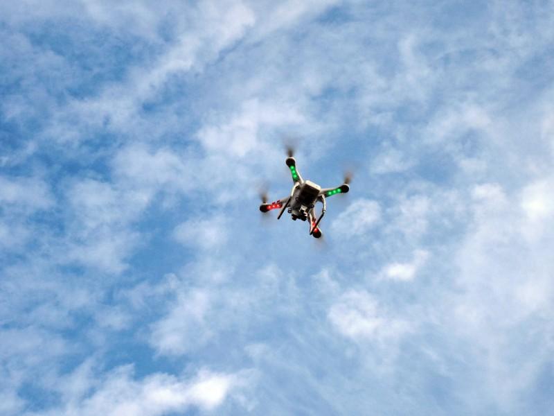 Мир увидит дронов с открытым исходным кодом